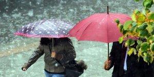 Meteoroloji'den uyarı! Kuvvetli sağanak yağış geliyor
