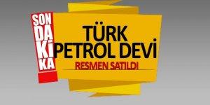 Petrol Ofisi resmen satıldı