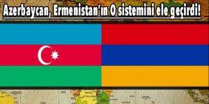 Azerbaycan, Ermenistan'ın O sistemini ele geçirdi!