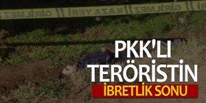 2 polisi yaralayan PKK'lı teröristlerden biri ölü bulundu