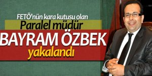 FETÖ'nün kara kutusu Bayram Özbek yakalandı!