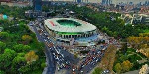 Beşiktaş Vodafone Arena'nın yeni ismini açıkladı!