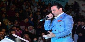 Ayhan Aşan Ramazan etkinliğinde Pursaklar ile buluştu
