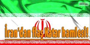 İran'dan flaş Katar hamlesi! Sevkiyat başladı