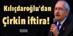 Kılıçdaroğlu'dan 'Rabia' simgesine çirkin iftira!