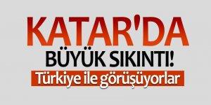 Katar ilk olarak Türkiye'nin kapısını çaldı