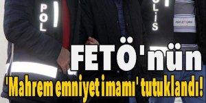 FETÖ'nün 'mahrem emniyet imamı' tutuklandı!