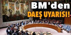 BM'den 'DEAŞ askeri yapısında değişime gitti' uyarısı!