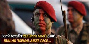 Bordo Bereliler PKK'lıların Azrail'i oldu! Bunlar normal asker değil...