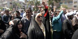 İran'da 2 ülkeye büyük öfke!