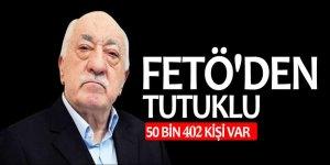 Bozdağ: FETÖ'den tutuklu 50 bin 402 kişi var