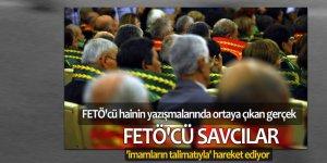 FETÖ'cü savcılar 'imamların talimatıyla' hareket ediyor
