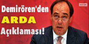 Demirören'den 'Arda' açıklaması: Kazanmamız lazım