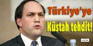 Türkiye'ye küstah tehdit!