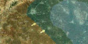 Muhalifler, PKK mevzilerini bombalıyor