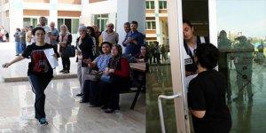 Vatandaşların ısrarıyla sınava alındı