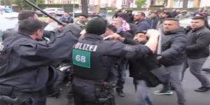 Alman polisi bu sefer şaşırttı!