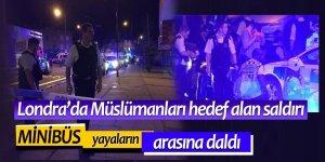 Londra'da Müslümanları hedef alan saldırı