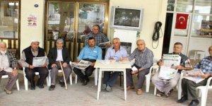Köyde 65 yıldır süren yasaktan herkes memnun