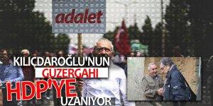 Kılıçdaroğlu'nun güzergahı HDP'ye uzanıyor...
