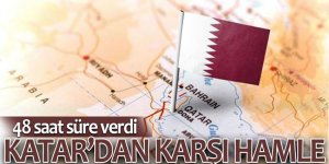Katar, Yemen Büyükelçiliği temsilcilerine 48 saat verdi