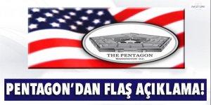 Pentagon'dan flaş açıklama: Rus uçakları...
