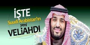 Suudi Arabistan'ın yeni veliahdı
