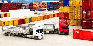 Şubat'ta ithalat düştü, ihracat arttı
