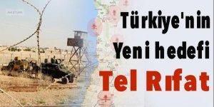 Türkiye'nin hedefindeki kent: Tel Rıfat