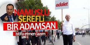 Bozdağ'dan Kılıçdaroğlu'na net çağrı: Namuslu, şerefli bir adamsa...