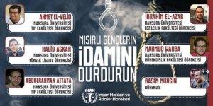6 Müslümanın idamını durdurun!