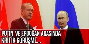 Putin ve Erdoğan Akkuyu'yu konuştu