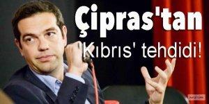 Çipras'tan 'Kıbrıs' tehdidi! Türkiye ile...