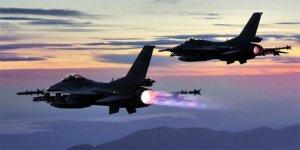 ABD'de F-16 kaza yaptı!