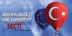 Avrupa Birliği ülkeleri yatırımda yine Türkiye'yi seçti