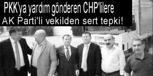 PKK'ya destek veren CHP'lilere AK Parti'li vekilden sert tepki!