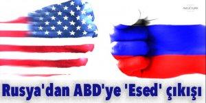 Rusya'dan ABD'ye 'Esed' çıkışı: Kabul edilemez