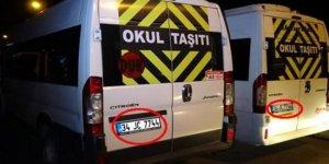 İstanbul'da ikiz plaka alarmı