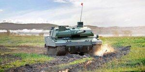 Altay tankı 2020'de sahaya iniyor