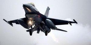Savaş uçağıyla evine giden generale soruşturma