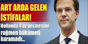 Hollanda 4 ay geçmesine rağmen hükümet kuramadı