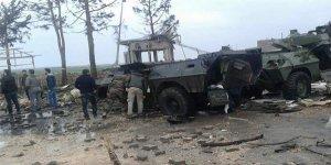 Bombalı saldırı: 2 polis hayatını kaybetti!