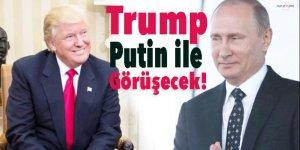 Trump, Almanya'da Putin ile görüşecek