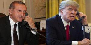 Erdoğan Trump görüşmesi sona erdi