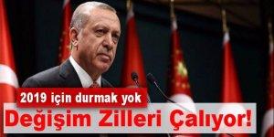 Cumhurbaşkanı Erdoğan: Parti teşkilatını uyardı
