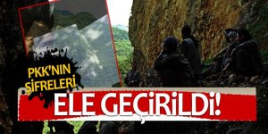 PKK'nın şifreleri ele geçirildi!