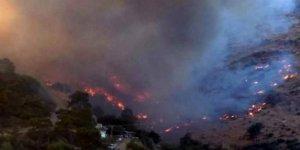 Bodrum'da korkutan patlama!