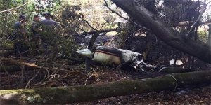 Uçak kazası: 6 ölü!