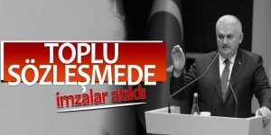 Başbakan Yıldırım, kamu işçilerine yapılacak 'zam oranını' açıkladı
