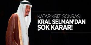 Kral Selman'dan şok G20 kararı!